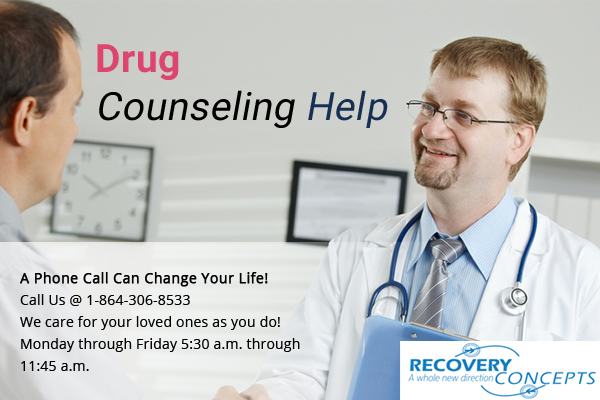 drug addiction Counseling help