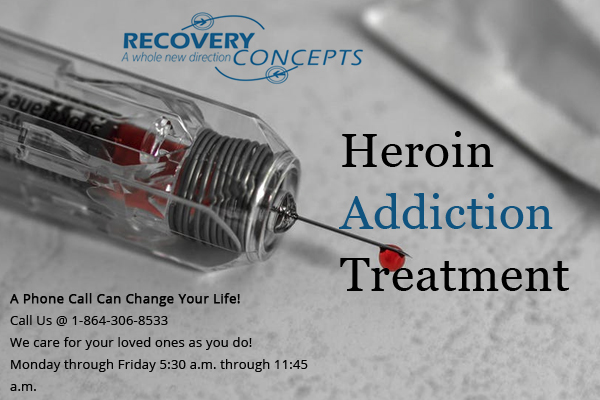 heroin addiction treatment center