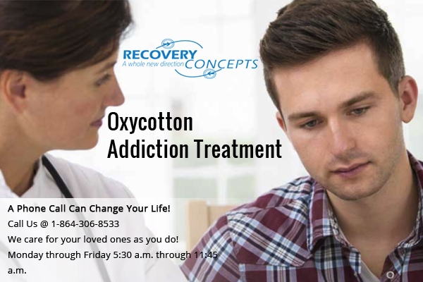 oxycotton treatment greenville